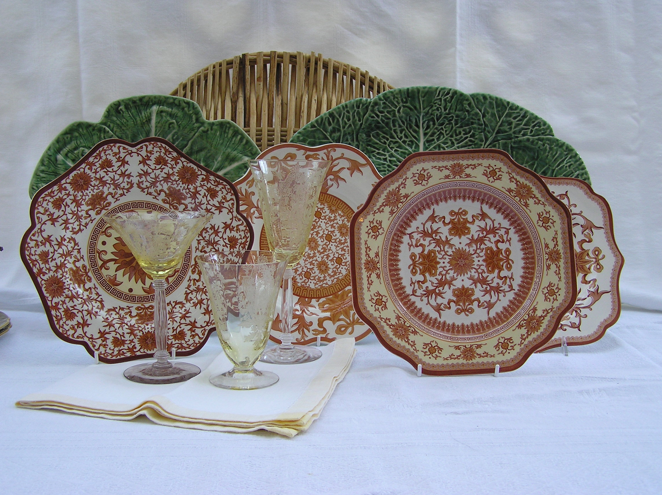 Home Accents Indian Red Series by Spode