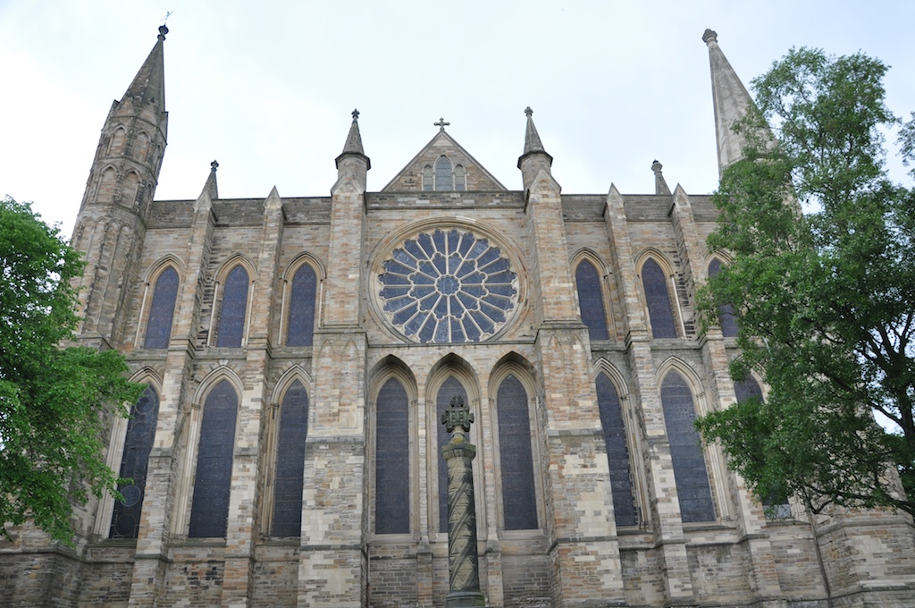 Entertablement Abroad – Town of Durham & Durham Cathedral
