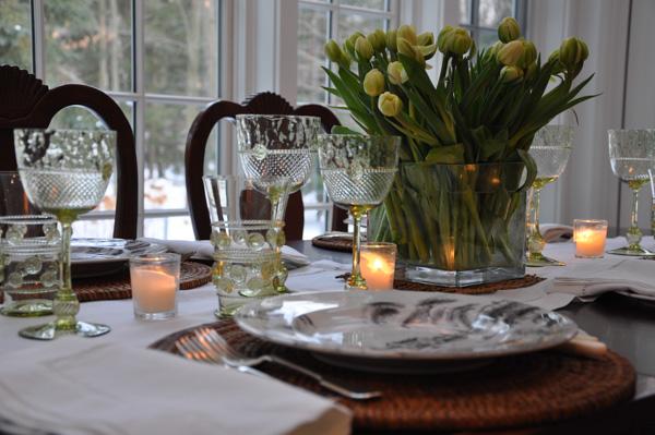 Dinner in January
