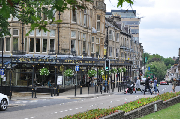 Entertablement Abroad – Harrogate