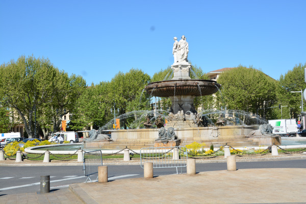 Entertablement Abroad – Aix en Provence