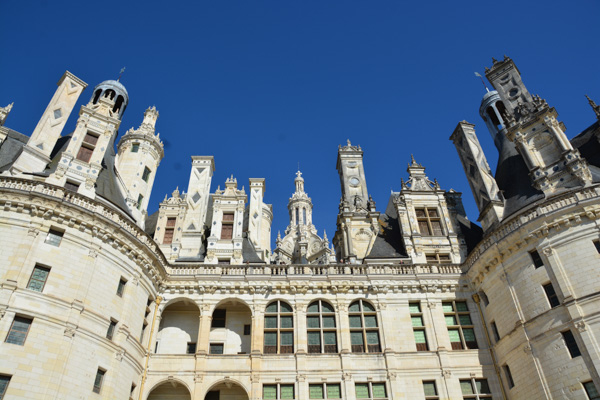 Entertablement Abroad – Chateau de Chambord