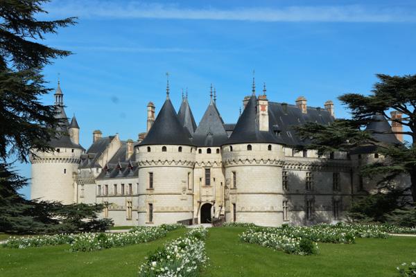 Entertablement Abroad – Chateau de Chaumont