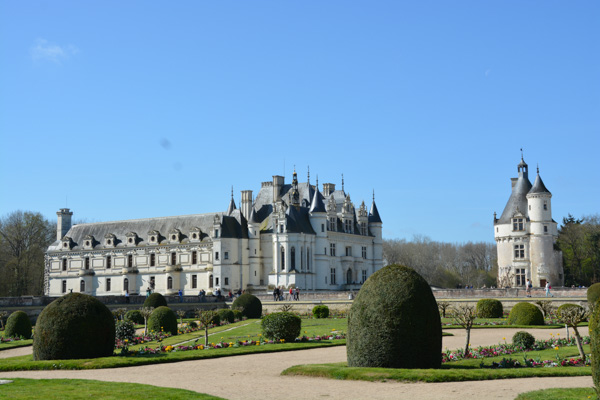 France Chenonceau 2015-7