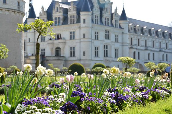 Entertablement Abroad – Chateau de Chenonceau