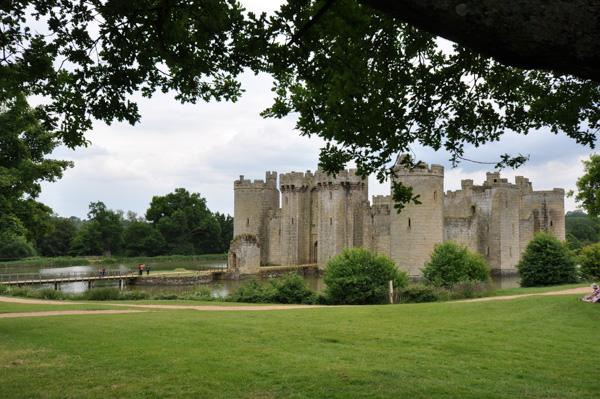 Bodiam Castle-21