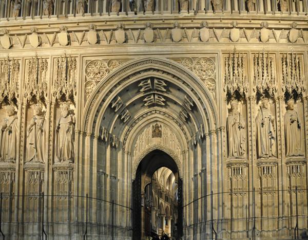 Canterbury Pulpitum