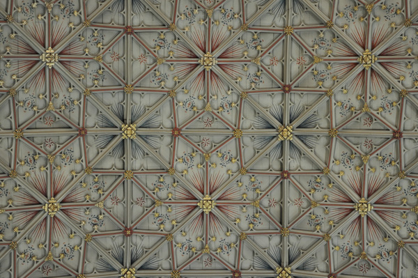 Canterbury Cloister Ceiling