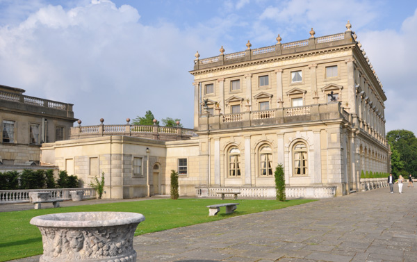 Entertablement Abroad – Cliveden