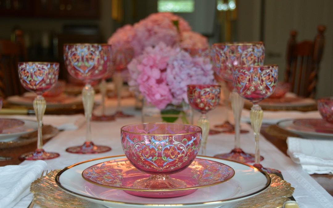 Pink Venetian