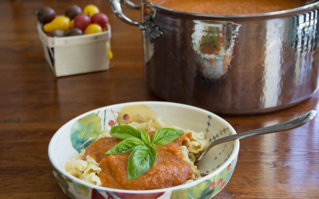 Rustic Tomato Sauce