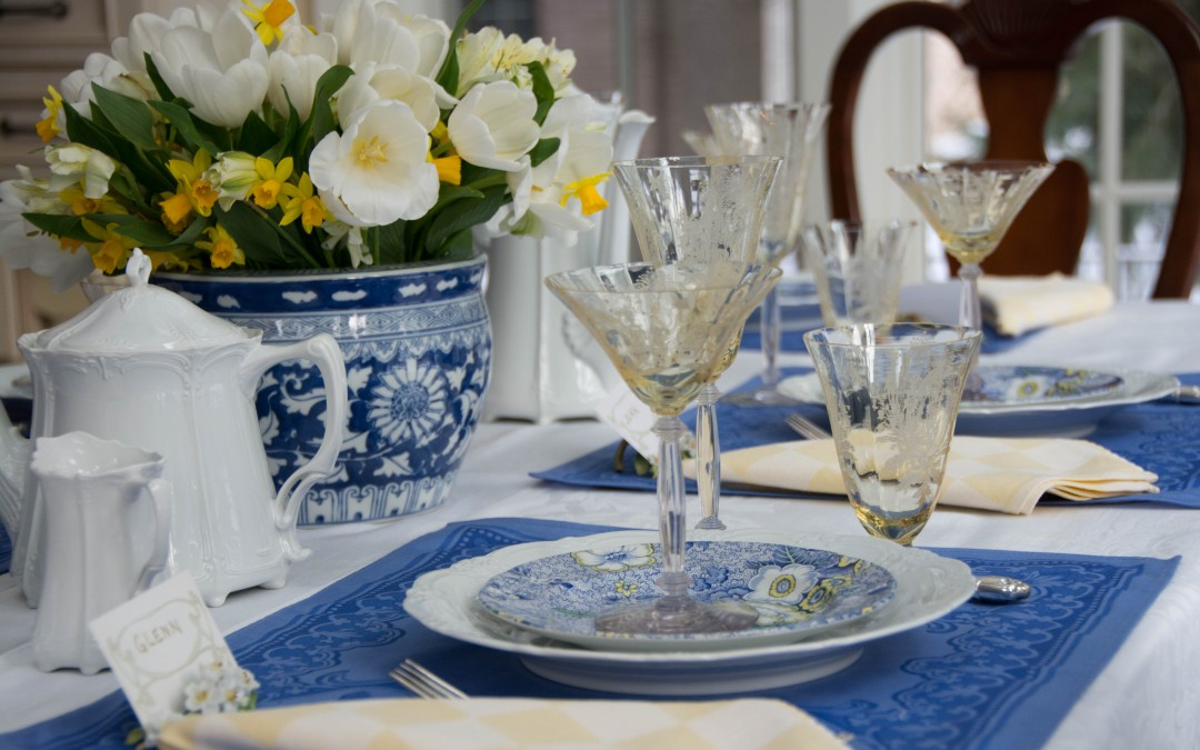 Spode Blue Chintz