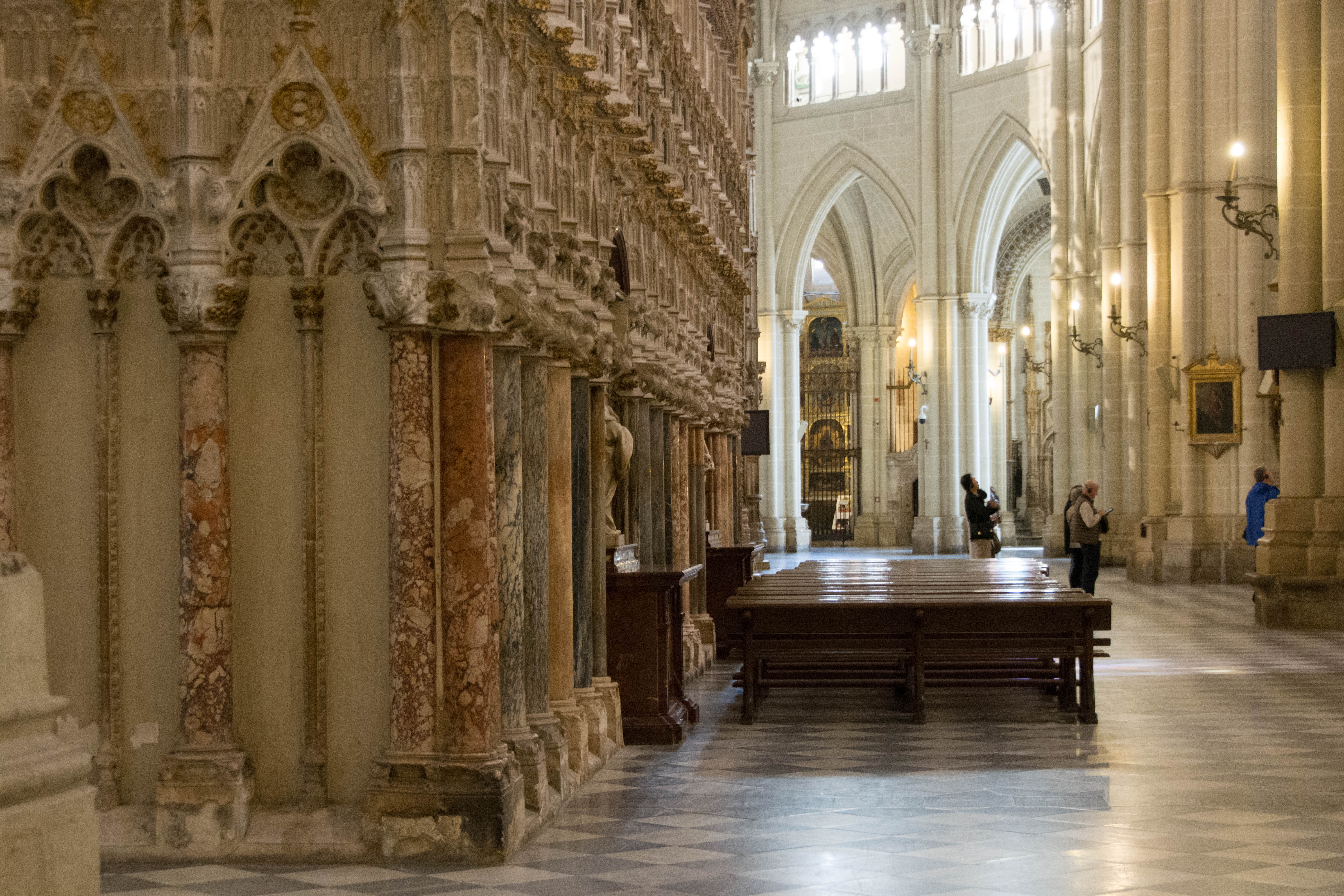 Toledo Cathedral -3154