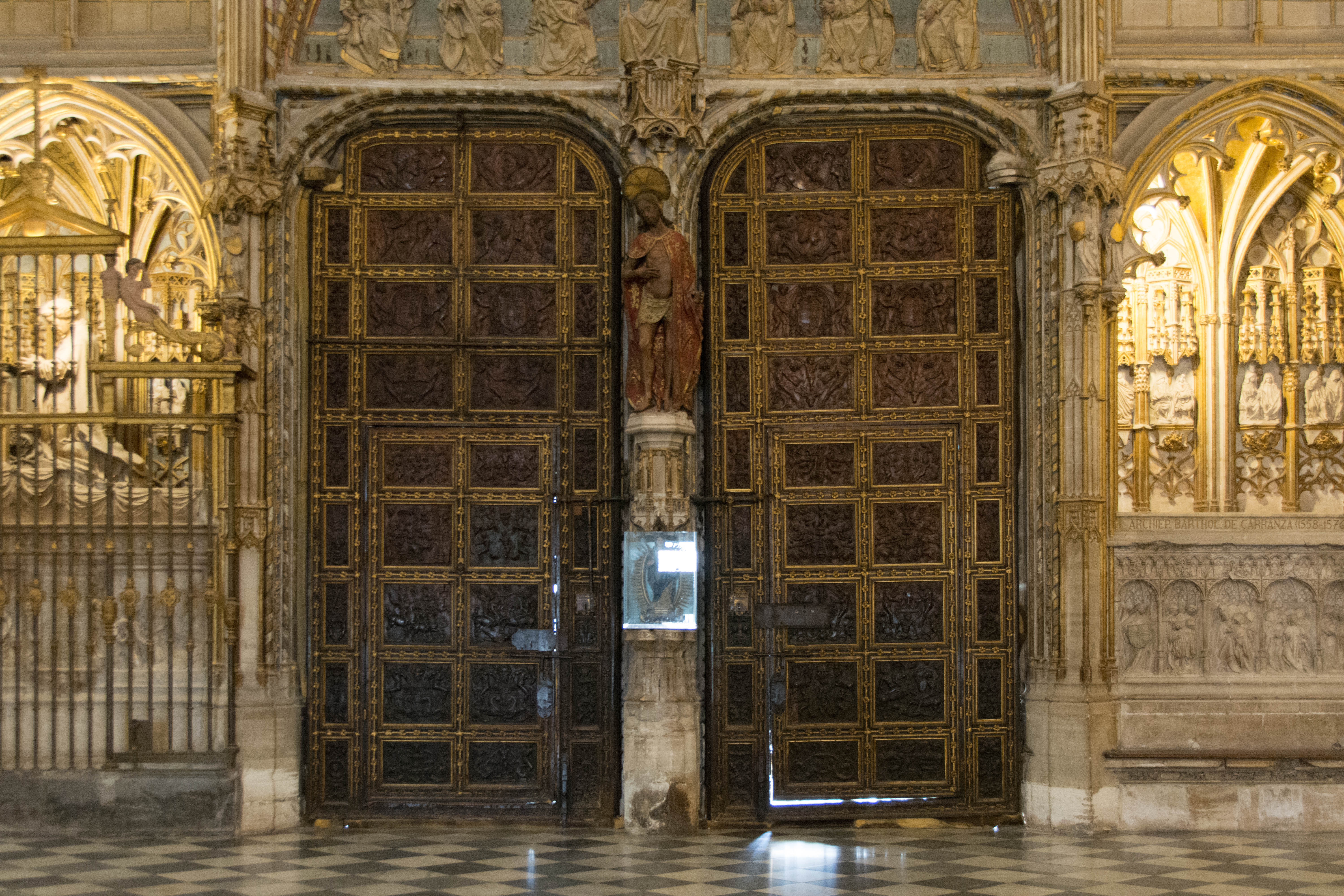 Toledo Cathedral-3168