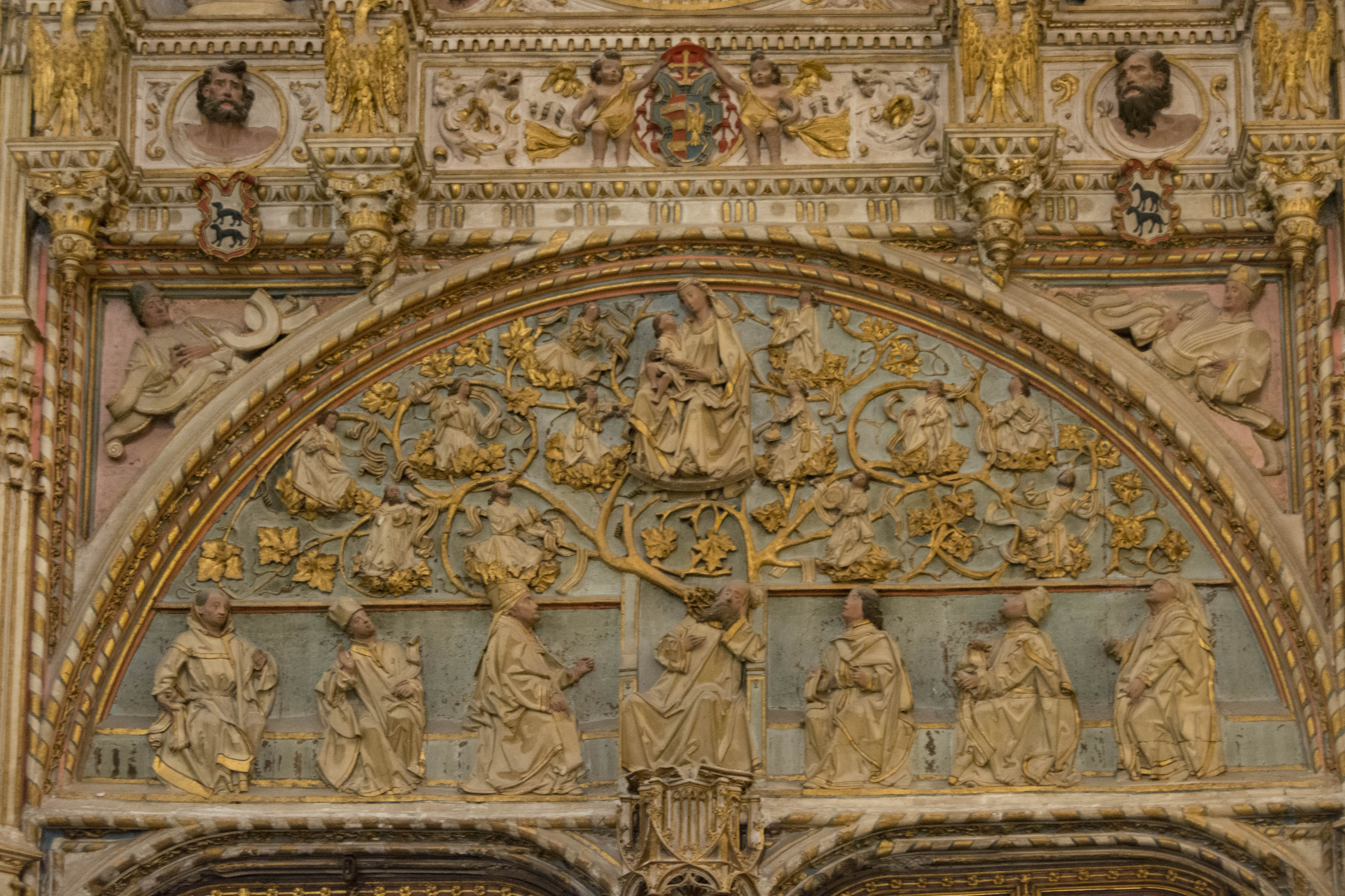 Toledo Cathedral-3169