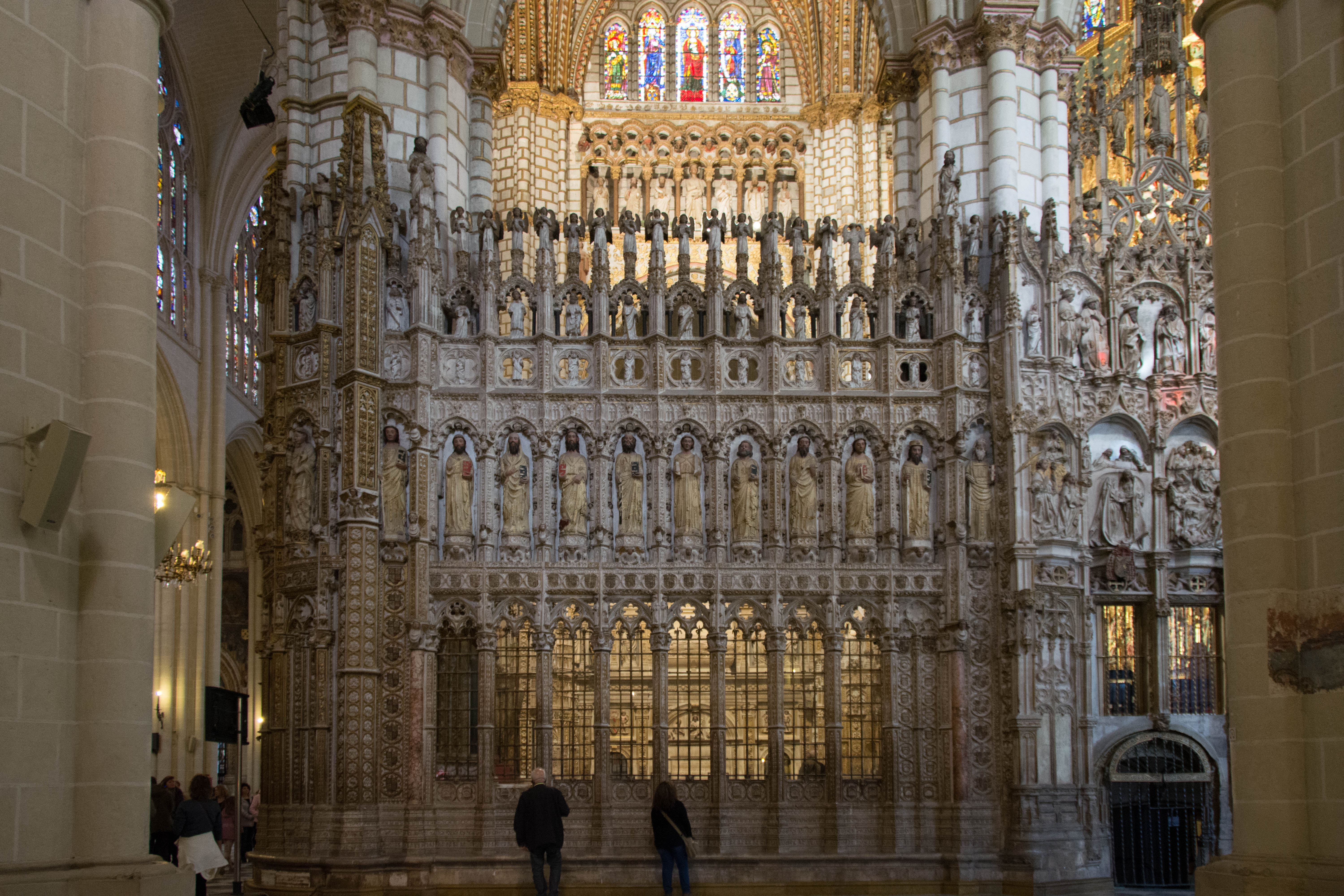 Toledo Cathedral-3180