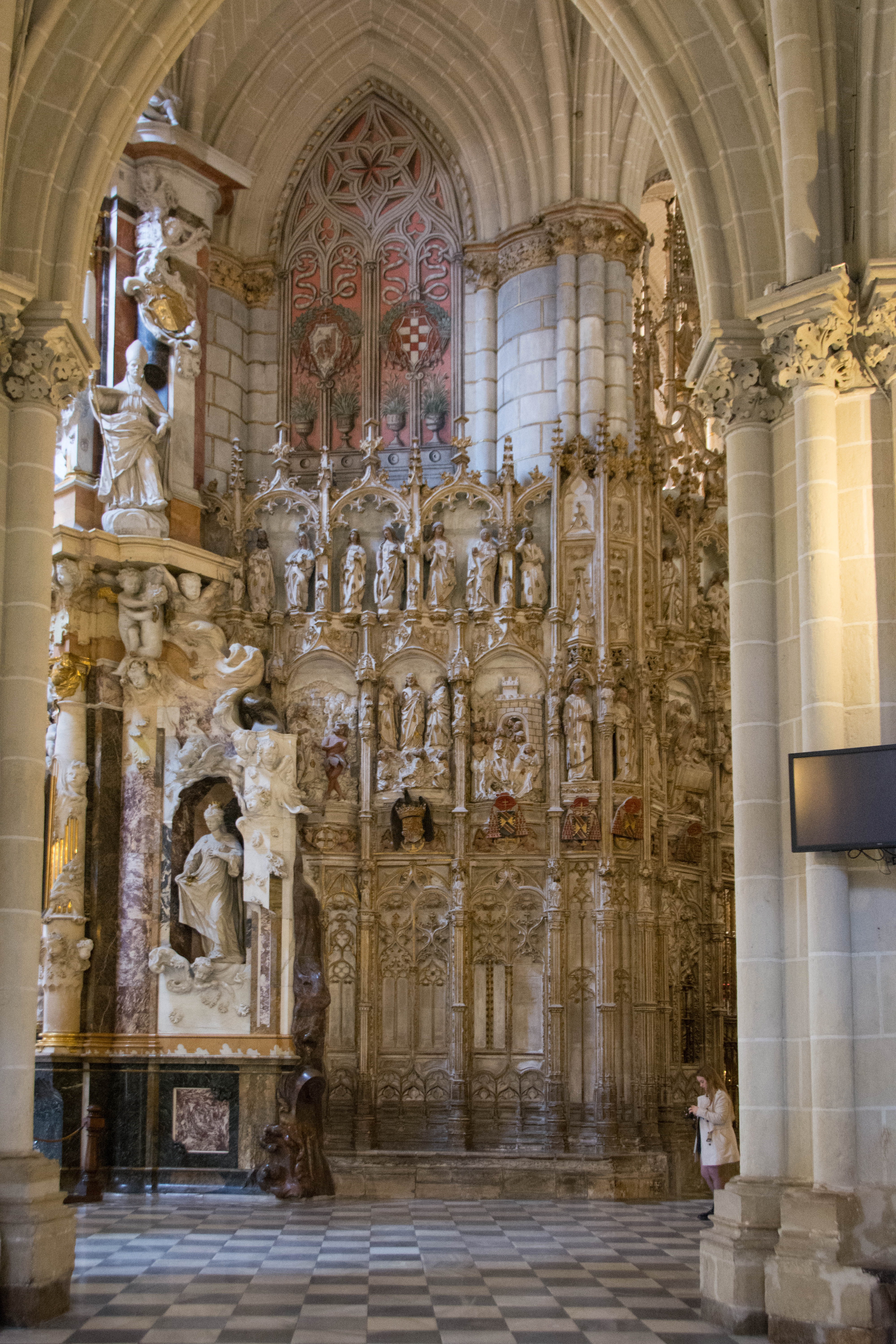 Toledo Cathedral-3199
