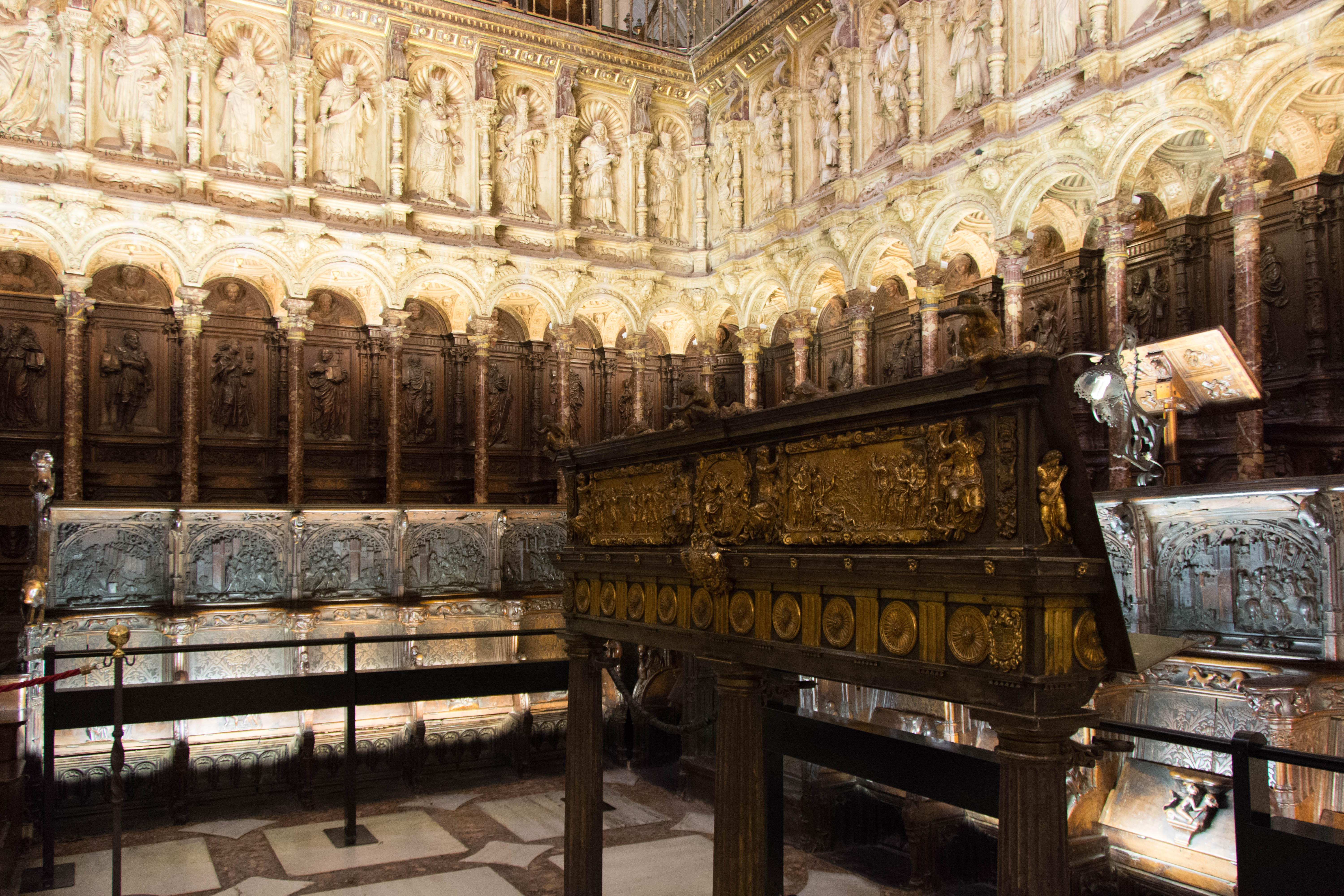 Toledo Cathedral-3247