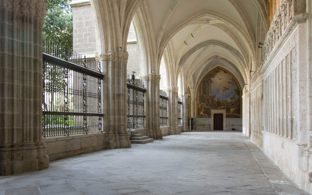 Entertablement Abroad – Toledo Cathedral Part II