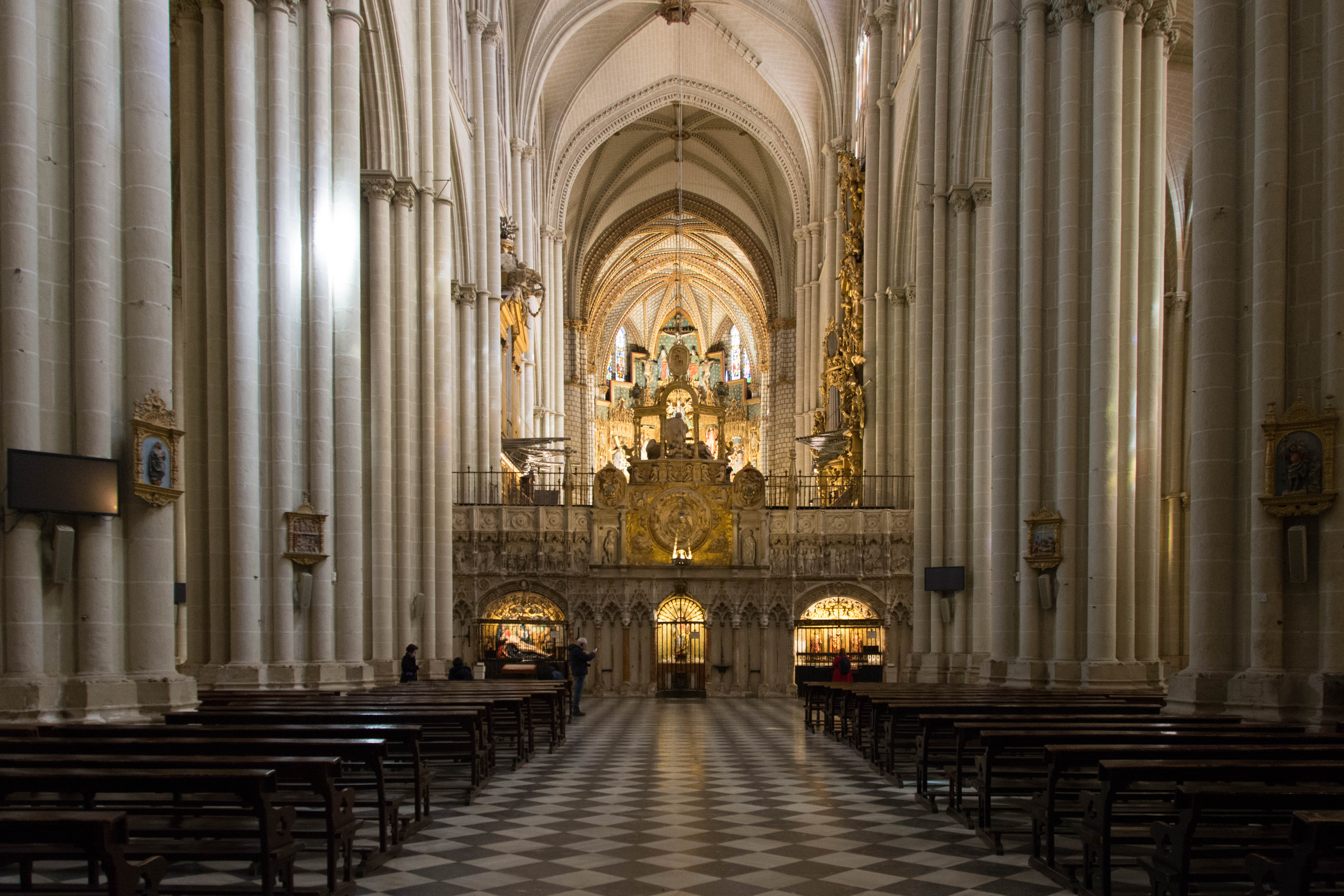 Toledo Cathedral-3303