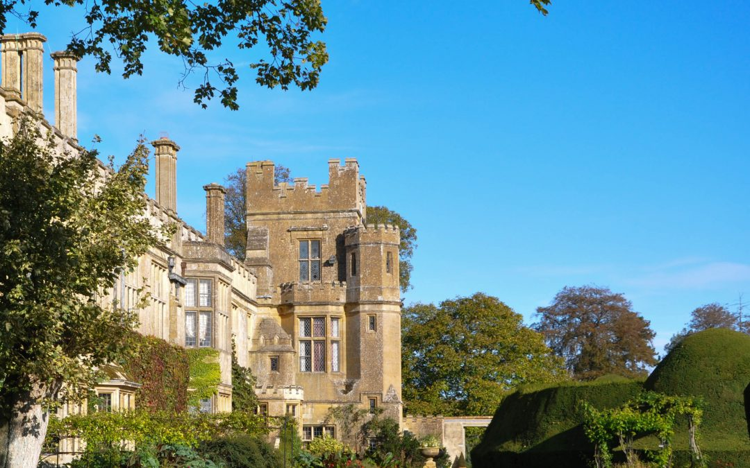 Entertablement Abroad – Sudeley Castle