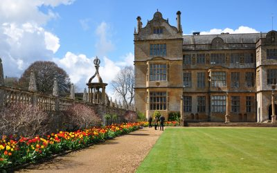 Entertablement Abroad – Montacute House