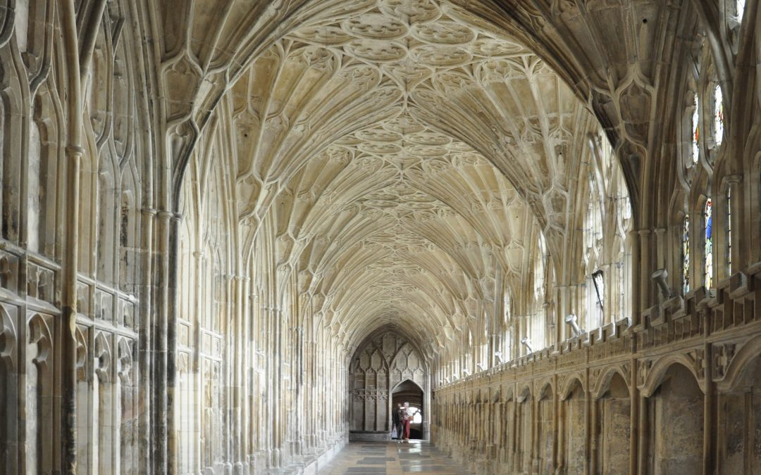 Entertablement Abroad – Gloucester Cathedral