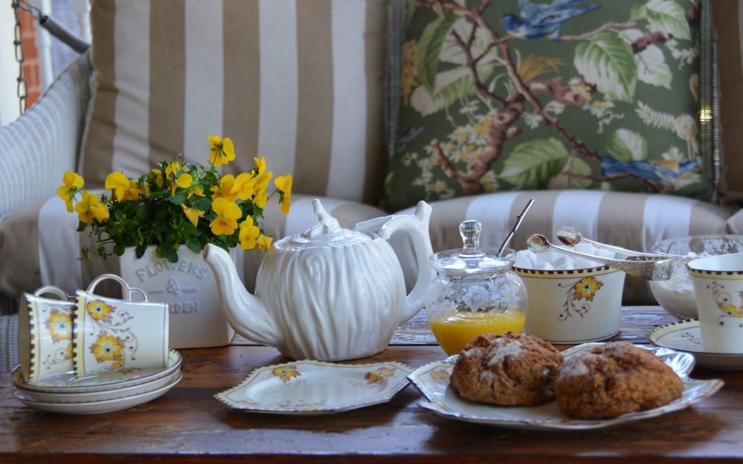 Grandma Laughran's Tea Set