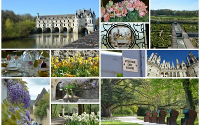 Entertablement Abroad – The Loire Valley