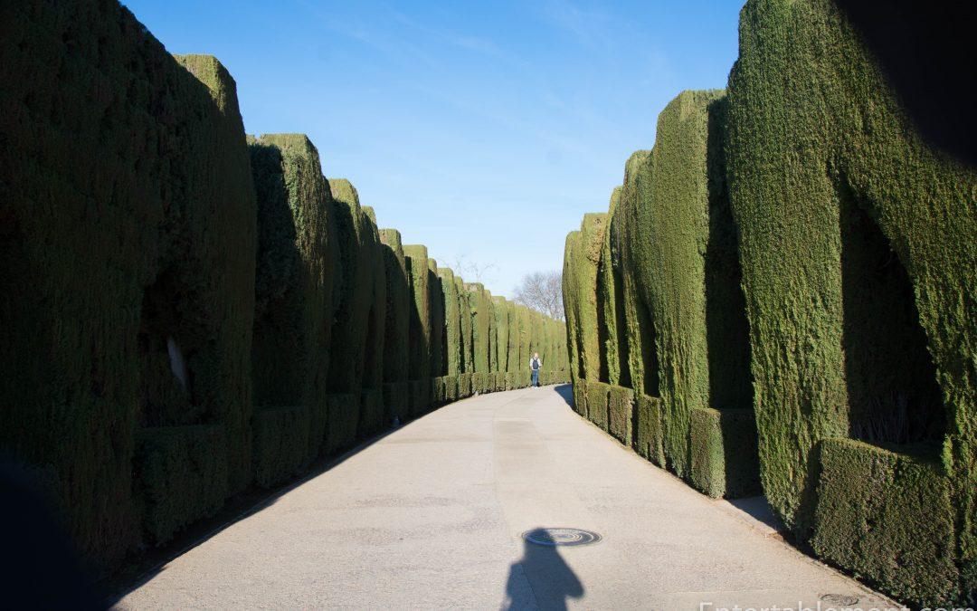 Entertablement Abroad: Alhambra
