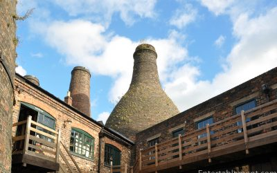 Entertablement Abroad – Wedgwood Factory & Gladstone Museum