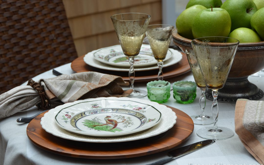 Vintage Elegance with Pekin by Royal Doulton