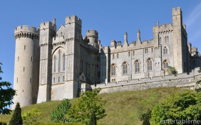 Entertablement Abroad – Arundel Castle