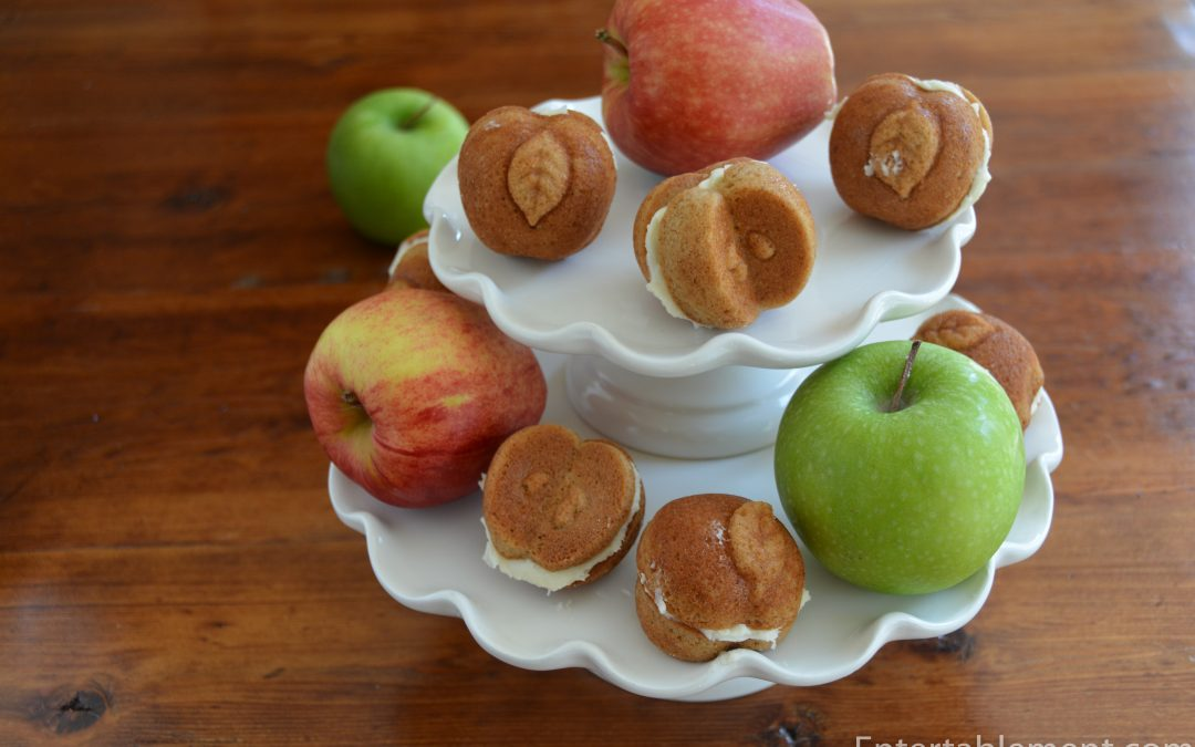 Apple Spice Cakelets