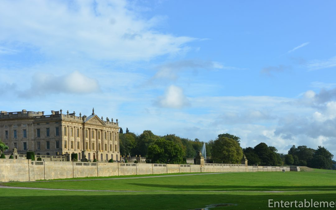Entertablement Abroad: The Hunting Tower, Chatsworth