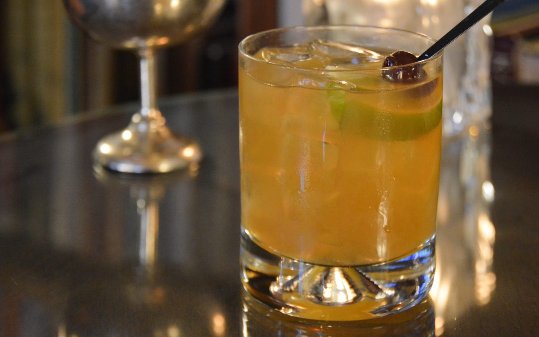 The Churchill Cocktail