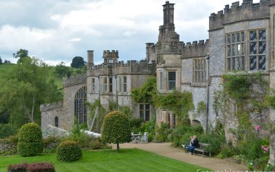 Entertablement Abroad – Haddon Hall, Derbyshire