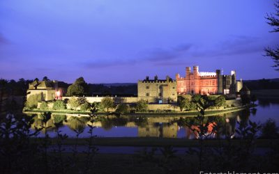 Entertablement Abroad – Leeds Castle, Kent