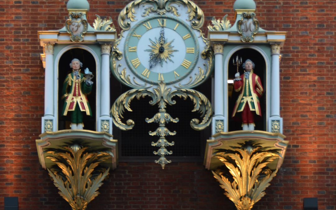 Entertablement Abroad – Fortnum & Mason