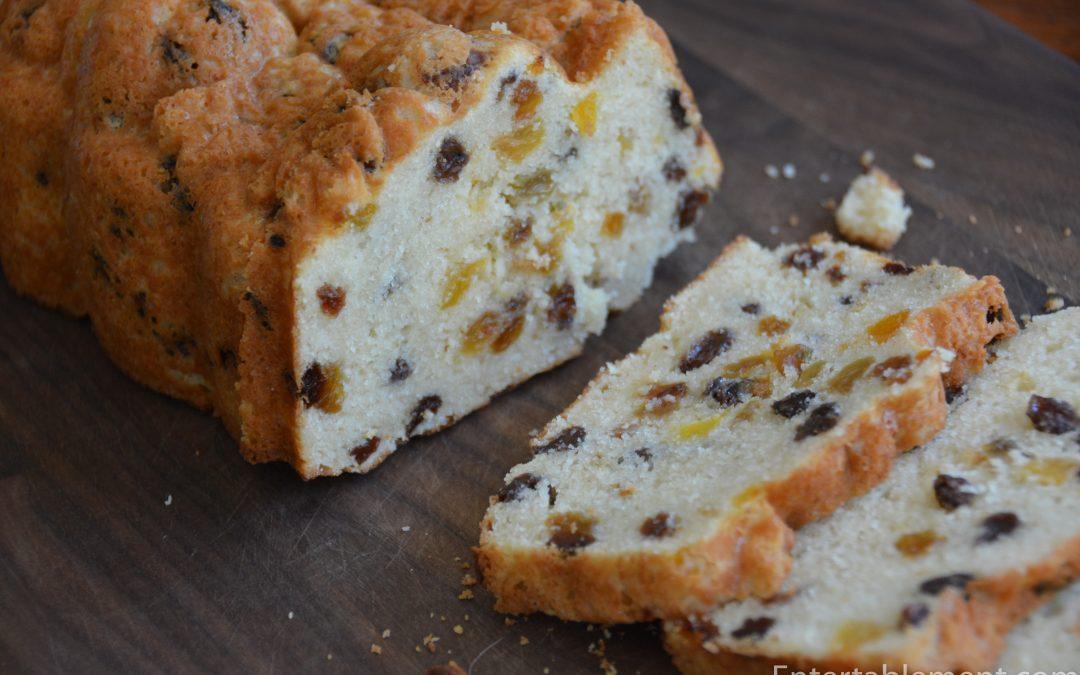 Sultana Tea Bread