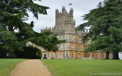 Come at Dine at Highclere Castle