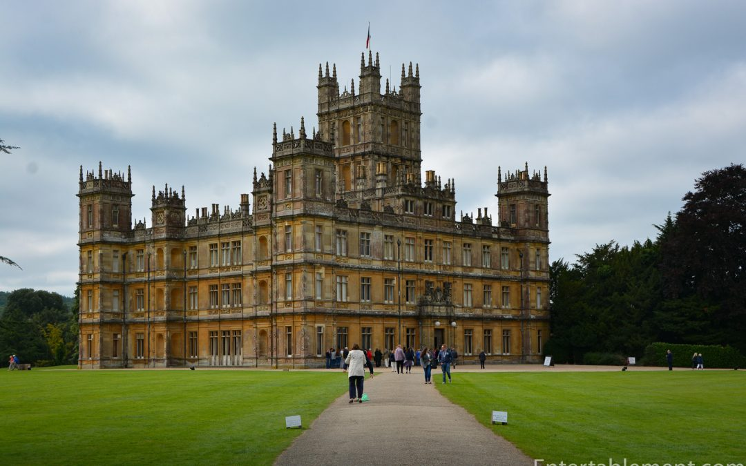 Come and Dine at Highclere – Update on Preparations