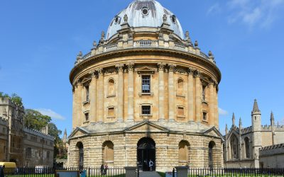 Entertablement Abroad – Oxford