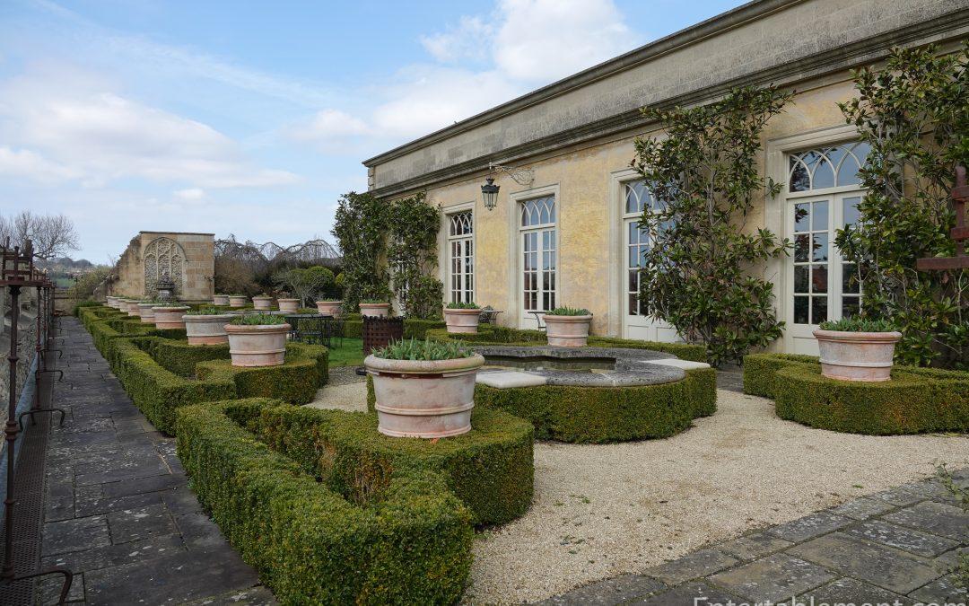 Entertablement Abroad: Valentina's Lost Orangery