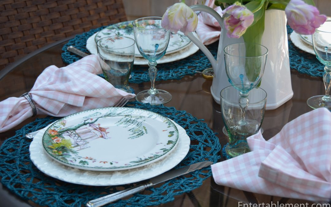 Chinoiserie by Pottery Barn