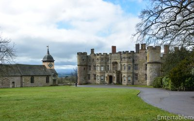 Entertablement Abroad – Croft Castle