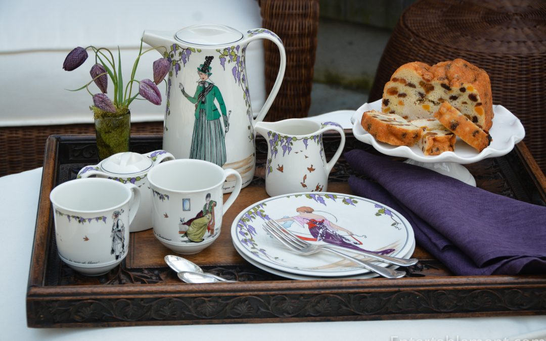 Tea Time with Villeroy & Boch 1900