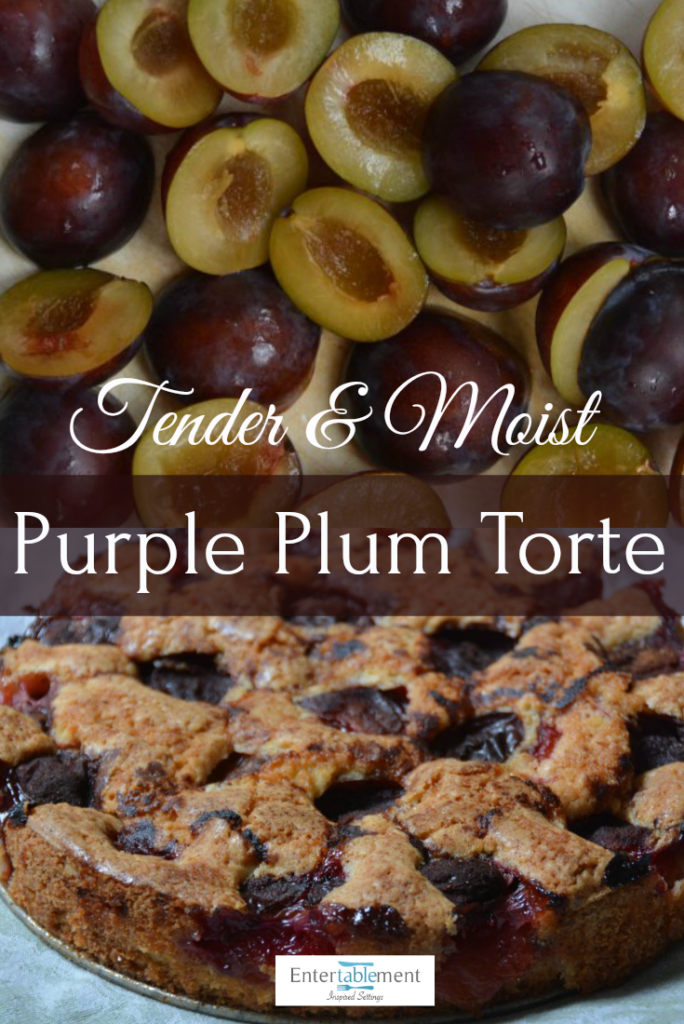 purple plum torte recipe