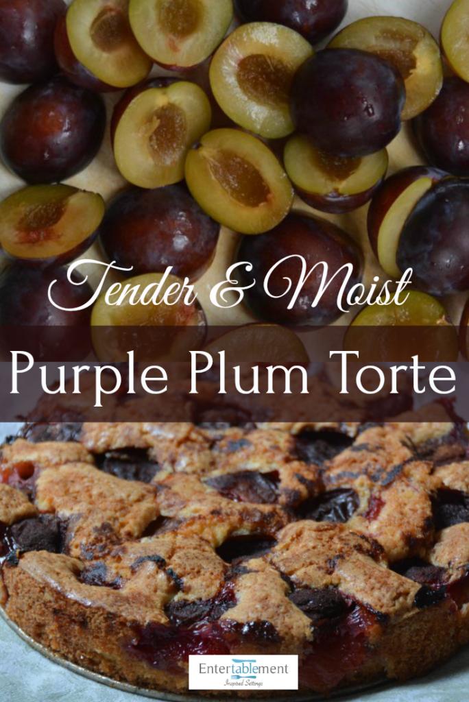 purple plum torte recipe