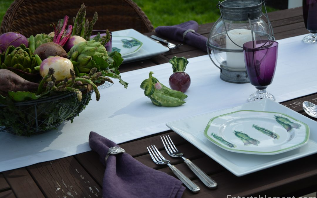 Vegetable Garden by Williams Sonoma